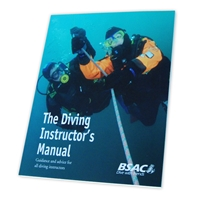 Picture of Diving Instructor's Manual