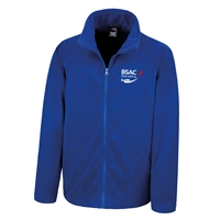 Picture of BSAC Micron Fleece - Blue