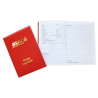 Picture of Dive Profile Red Logbook