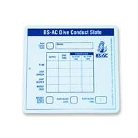 Picture of Separate Dive Conduct Slate